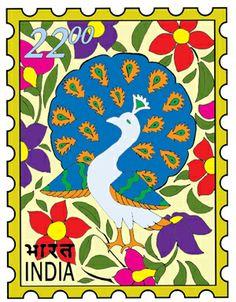 India - Postage Stamp