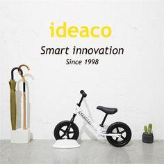 "ideaco  Umbrella stand ""kasa+"" Bike stand ""mini buntin"" green pot ""moruto"""