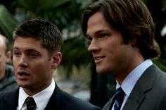Dean and Sam from Supernatural