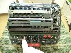When a mechanical calculator divides by zero   http://ift.tt/1UT56Ml via /r/woahdude http://ift.tt/1WnAdiD