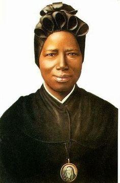 TRATAR ENTRE AMIGOS: ¿Quién fue Sta Josefina Bakhita?
