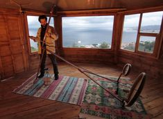 The Yaybahar: Man Invents The Coolest Acoustic Instrument In The World | Spirit Science and Metaphysics