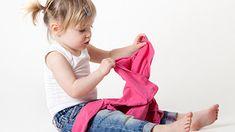 Apprendre à s'habiller: 1 à 3 ans