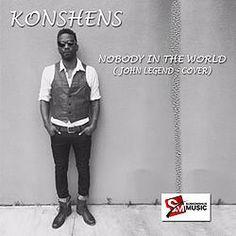 """Reggae Recording Star Konshens Covers John Legend's """"Nobody In The World"""""""