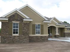 cultured stone exteriors can anyone show pics of exterior home with cultured stone