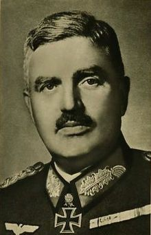 ✠ Karl Eibl (23 July 1891 – 21 January 1943) Killed at Nowy-Georgijewskija, northwest of Stalingrad, when some Italian soldiers mistook his command vehicle for a Russian armored car and blew it up with hand grenades. RK 15.08.1940 Oberstleutnant Kdr III./Inf.Rgt 131 44. Inf.Div [50. EL] 31.12.1941 Oberst Kdr Inf.Rgt 132 44. Inf.Div [21. Sw] 19.12.1942 Generalmajor Kdr 385. Inf.Div