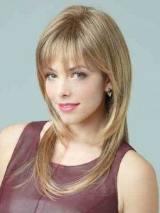 Incredible Chic Haircut With Bangs Hairstyle For Women Pinterest Hairstyle Inspiration Daily Dogsangcom