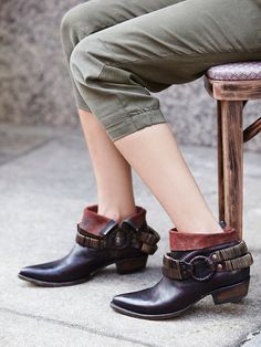 Free People Raylan Ankle Boot, $275.00