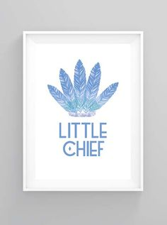 Little chief | print