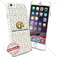 New iPhone 6 Case Southern Miss Golden Eagles Logo NCAA #1549 White Smartphone Case Cover Collector TPU Rubber [Anchor] SURIYAN http://www.amazon.com/dp/B01504CCR4/ref=cm_sw_r_pi_dp_JAIzwb0BKW8J4