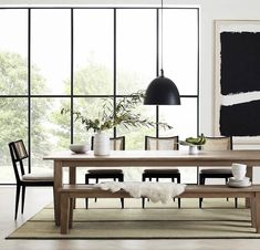 Modern Dining Chairs, Kitchen Chairs, Dining Room Chairs, Dining Table, Dining Area, Striped Rug, Indoor Outdoor Rugs, Outdoor Living, Custom Furniture