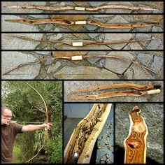 Primitive Archer Bow of the Year Entry #2 from simson