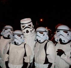 Stormtrooper Cosplay Gone All Kinds Of Wrong