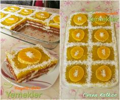 bisküvili kolay pastalar