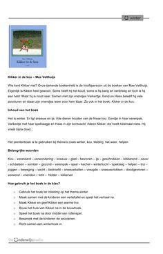 Prentenboekbespreking - Kikker in de kou