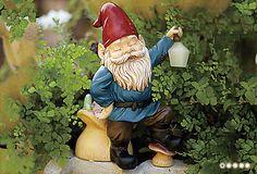 Gned - Solar Lantern Gnome  #PartyLite : Shop online at www.PartyLite.biz/NikkiHendrix