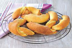 Karlovarské rohlíky z domácí pekárny Dumplings, Buns, Carrots, Pizza, Bread, Vegetables, Food, Brot, Essen