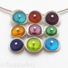 "Rachel Sims (fuzzishu): ""a go go 9 element necklace"""