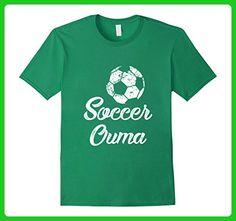 Mens Soccer Ouma Shirt, Cute Funny Player Fan Gift Medium Kelly Green - Sports shirts (*Amazon Partner-Link)