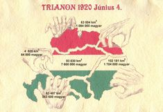 Trianon: It was realistic 100 years ago that Hungary disappears from the maps Hungary History, Central And Eastern Europe, Hungarian Embroidery, Tomorrow Is Another Day, Austro Hungarian, Washington Dc Wedding, World War One, Historical Maps, Budapest Hungary