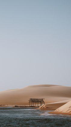 brown sand under white sky during daytime photo – Free Grey Image on Unsplash