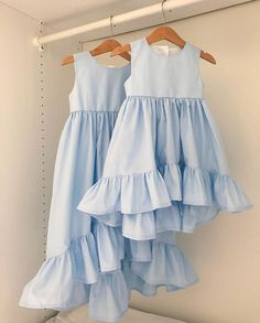 Dresses from 100 satin, new colors, access . Frocks For Girls, Little Dresses, Little Girl Dresses, Girls Dresses, Baby Dresses, Summer Dresses, Fashion Kids, Little Girl Fashion, Toddler Fashion