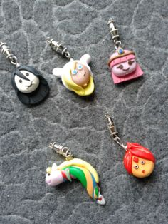 Adventure time ~ #cofbeads #polymer 2014