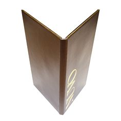 Illuminated menu covers with a luxurious bonded leather outer which you can add your own touch to. Menu Covers, Bonded Leather, Touch, Led, Luxury, Home Decor, Decoration Home, Room Decor, Interior Decorating