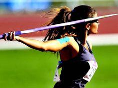 Leryn Dahiana Franco Steneri, Paraguayan javelin thrower.