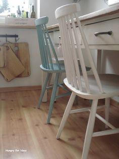 HUNGRY FOR IDEAS: Krzesła patyczaki