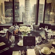 Luxury Living | City Skyline | Brunch | Meeting
