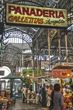 Mercado de San Telmo - Buenos Aires