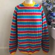 BR ERNIE Jumper Designs, Jumpers, Hand Knitting, Sweaters, Fashion, Moda, Hand Weaving, Fashion Styles, Sweater