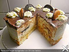 Jaffa Cake - Torte, bereits gemacht, mamas geburtstag 2014