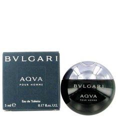 Aqua Pour Homme By Bvlgari Mini Edt .17 Oz