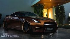 Nissan GT-R Choco Bunny by GoodieDesign.deviantart.com on @DeviantArt