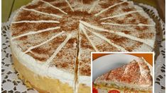 Czech Recipes, Ethnic Recipes, Tasty, Yummy Food, Apple Pie, Tiramisu, Valspar, Cheesecake, Food And Drink