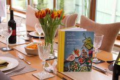 This week's blog post is from our March Cook the Book bring and share. We're loving the vegetarian creations from Green Kitchen at Home cookbook! Vegetarian Cookbook, Kitchen Stories, Green Kitchen, Suppers, Healthy Dishes, Food Photography, March, Table Decorations, Eat
