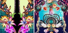 Brazilian Textile Designer Adriana Barra inspiration