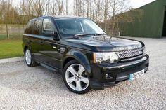 2012 Land Rover Range Rover Sport 3.0 SDV6 HSE Luxury | £42,000