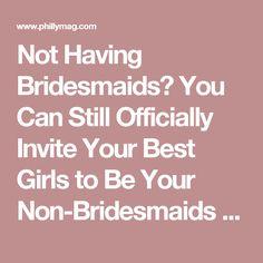 16 Best Non Bridesmaid Unofficial Bridesmaids Images Bridesmaids
