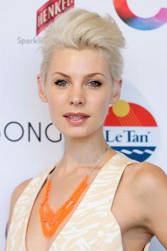 Kate Peck Hair