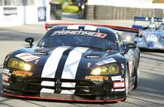 Primetime Viper Earns 7th Place in Tequila Patron American Le Mans Series at Long Beach Primetime Viper made its way through the ALMS Series at Long Beach and passed a Riley built Corvette and a Doran built Ford GT
