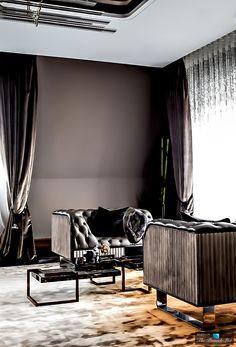 2ae79089fee55 Knightsbridge District Residence - London, England, UK Contemporary Interior  Design, Luxury Interior Design