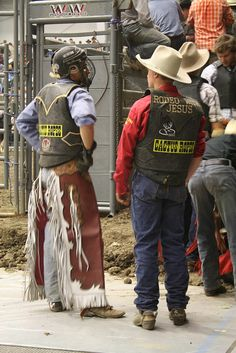 Rodeo with Jesus by Elstad Ranch, via Flickr taken at a Professional Championship Bull Riding event