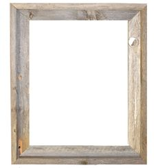 22x28 Picture Frames – Barnwood Reclaimed Wood Open Frame (no Plexiglass Or…