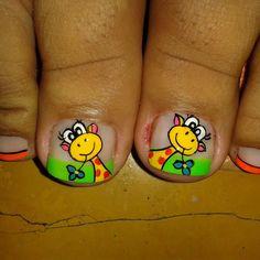 . Pedicure Designs, Toe Nail Designs, Nail Polish Designs, Pedicure Ideas, Pretty Toe Nails, Fancy Nails, Cute Nails, Manicure, Mani Pedi
