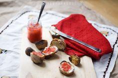 lazacos pirítós/ salmon toasts by kofaragozsuzsiphotos