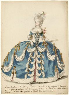 Tea at Trianon: Marie-Antoinette and Fashion, #BlogTalkRadio