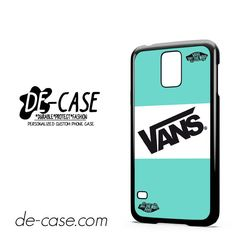 Vans Light Blue Style DEAL-11630 Samsung Phonecase Cover For Samsung Galaxy S5 / S5 Mini